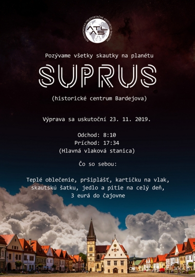 SUPRUS