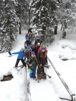 Zborový výlet Tatry marec 2k18 - report