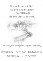 Rodinný Splav Dunajca