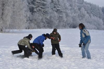Výlet na Smrekovicu – sobota, 26.2.2011