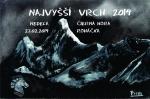 Najvyšší vrch 2014 - Roháčka